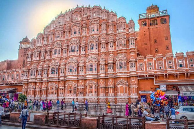 Private Jaipur City Tour from Delhi by Car (English Guide)