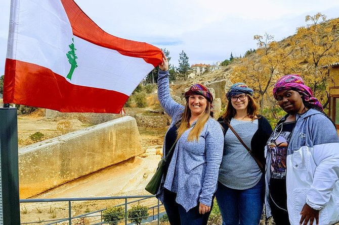 Private car - Baalbek, Anjar & Ksara - Full-day tour from Beirut