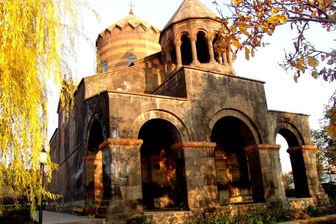 Yerevan-Saghmosavank-Hovhannavank-Mughni-Armenian Alphabet Monumnet-Yerevan