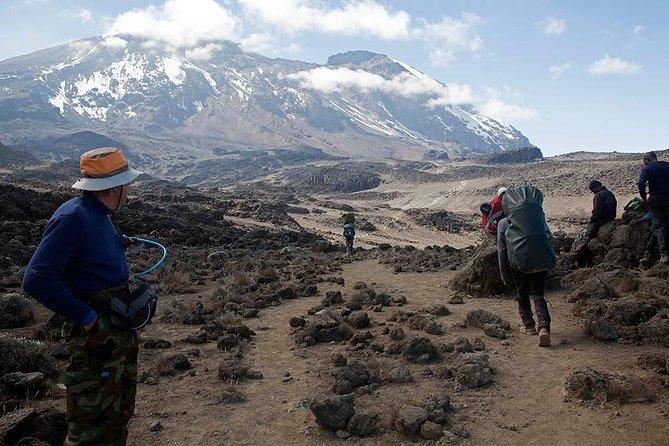 8 Days LEMOSHO route - Kilimanjaro Climbing -with- Burigi Chato Safaris Co L.T.D