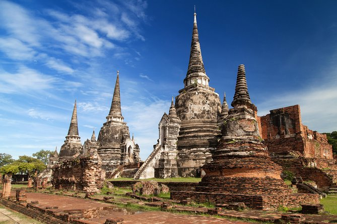 Private tour : A day in a life to visit Ayutthaya with authentic local lunch