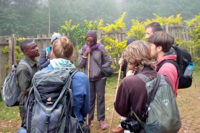 2 Days Gorilla trekking in Rwanda Tour