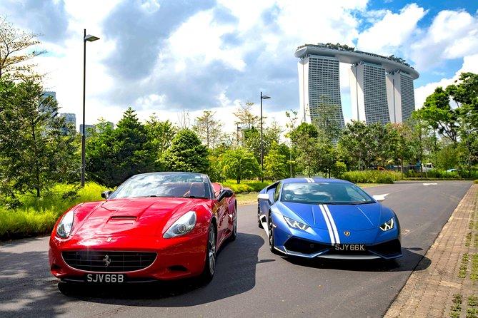 Supercars Mini Tour in Singapore