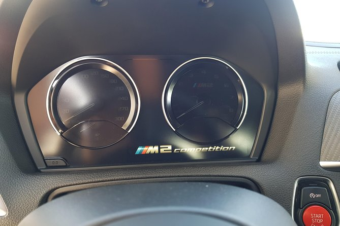 Test Drive BMW M2 Competition on a Race Track including video