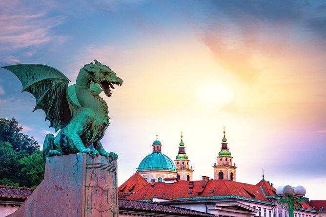 Koper to Ljubljana Trip