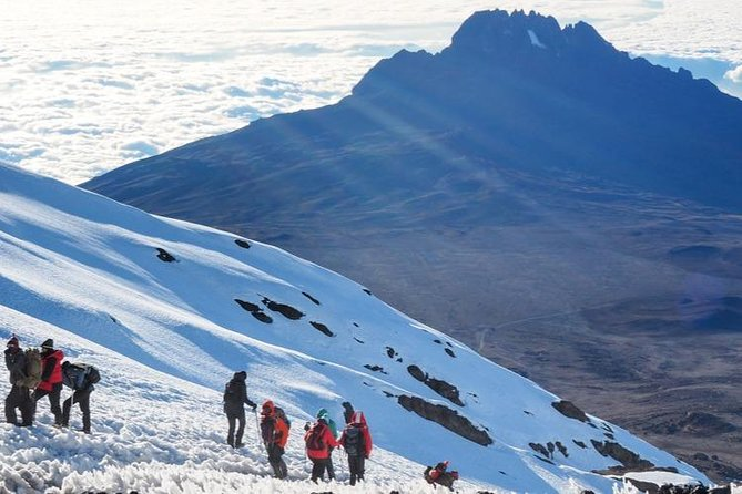 Climbing Mount Kilimanjaro Via Machame Route