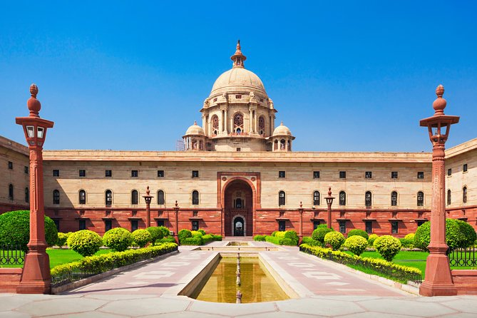4 Days Private Golden Triangle Tour from Delhi (English Guide)