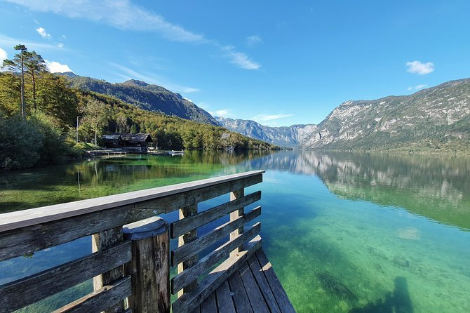Bled to Lake Bohinj Trip