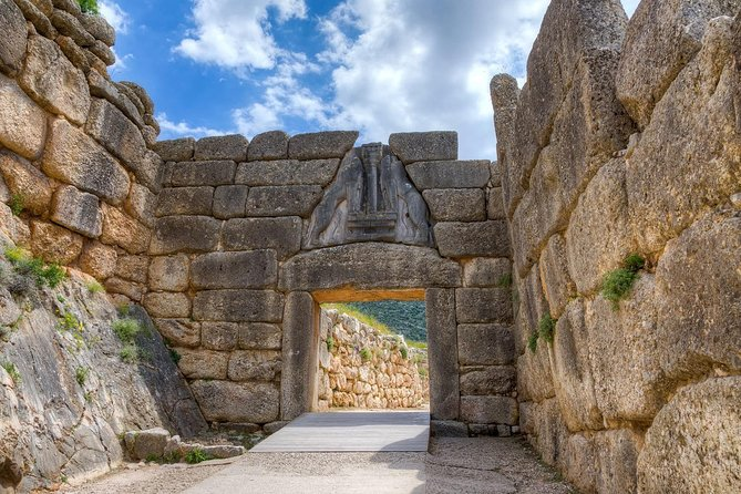 Self-guided Virtual Tour of Mycenae: In the bath with Clytemnestra