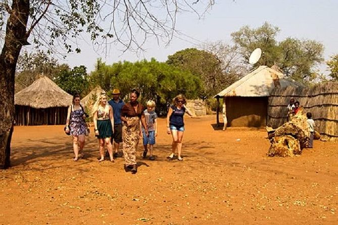 Half Day Livingstone Town and Cultural Tour
