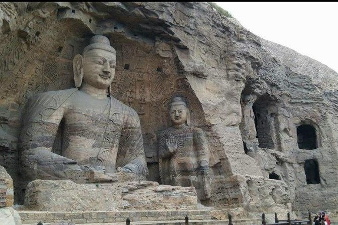 Full-Day Datong Cultural Highlights Private Tour with Lunch