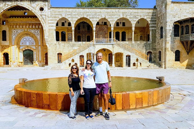 Half-Day Private Tour to Beiteddine and Deir El Qamar