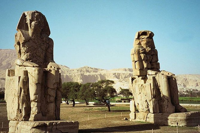 Day Tour Visit East And West Banks With Small Group From Luxor