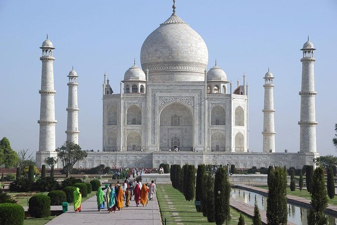 India's Best Selling: 3-Day Private Golden Triangle Tour With 5* Accommodation