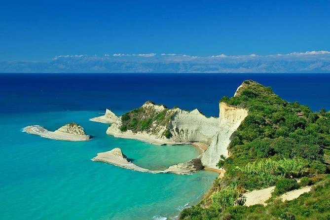 Full Day Private Tour at Northern Corfu