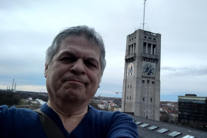 Visit the Deutsches Museum with Paul