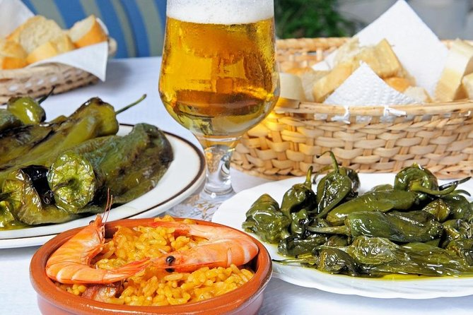 Madrid Paella, Tortilla and Sangria Cooking Experience, City Break