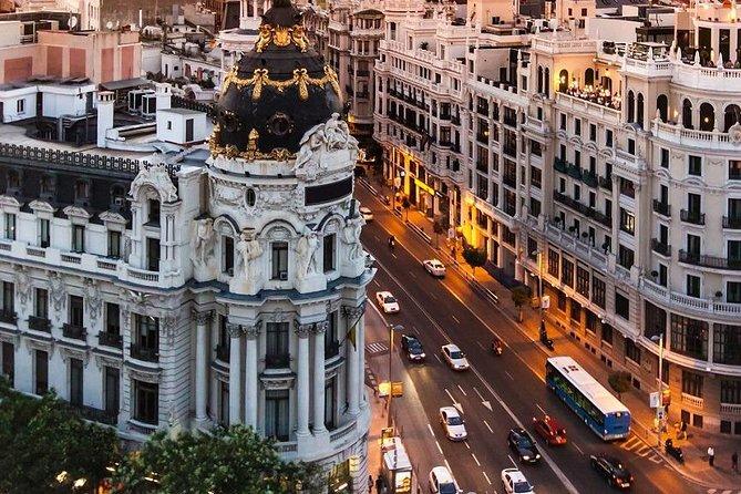 Madrid; Authentic Tapas and History Tour, City Break