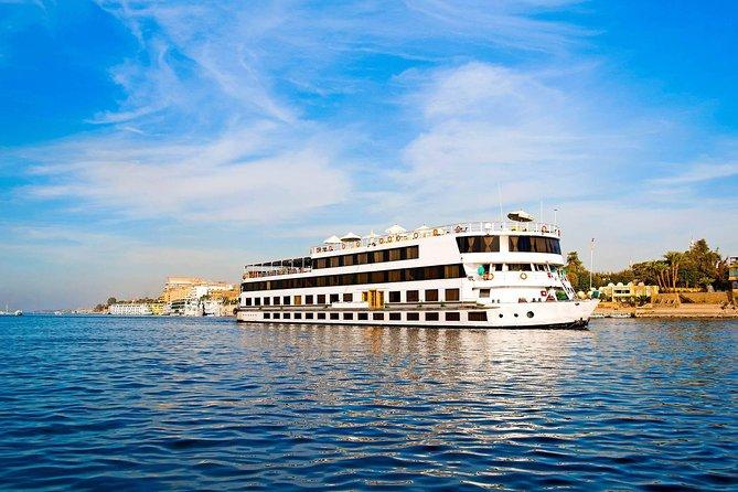 Cairo: 6 Days Aswan & Luxor 5 * Nile Cruise , Overnight seated train Round Trip
