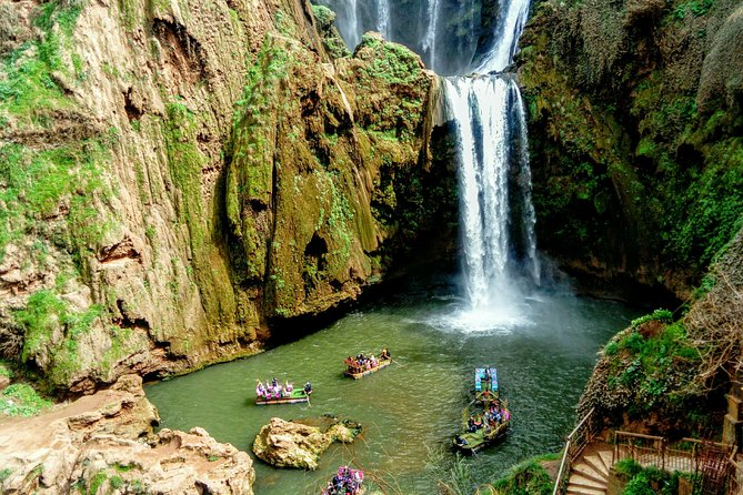 One Day Private Tour From Marrakech To Ouzoud Waterfalls