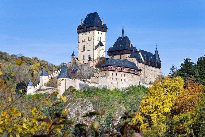 Karlstejn Castle Half Day Trip from Prague