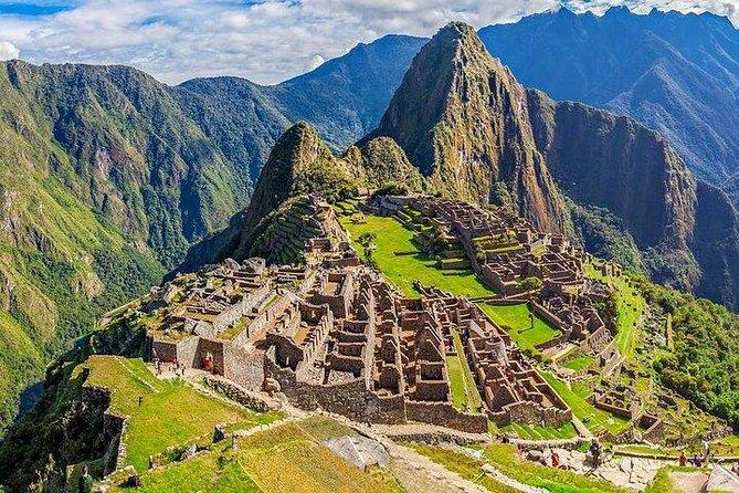 Día completo Machu Picchu en tren Vistadome - Cusco, Perú