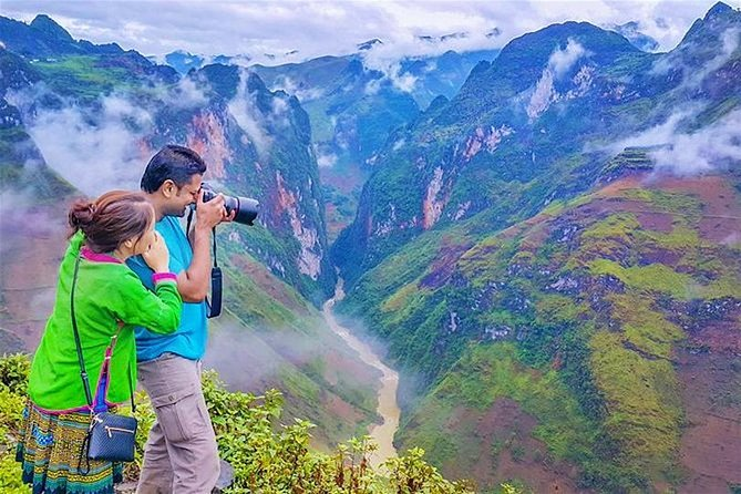 4 Days Ha Giang Loop - Dong Van Geopark - Amazing View From Ha Noi