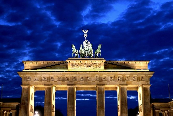 Berlin by Yourself with English Chauffeur by Business Car