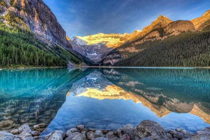 Lake Louise & Yoho N.P & Moraine Lake 1-Day Tour from Calgary or Banff