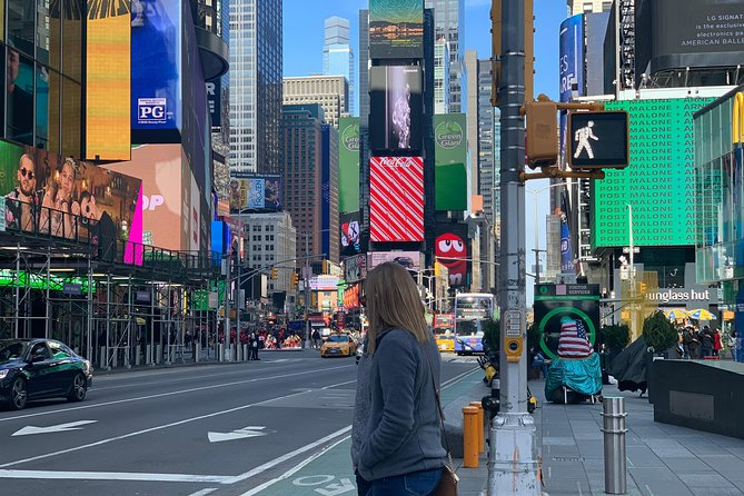 Best of New York in 1 Day : Walking Tour & Boat Ride