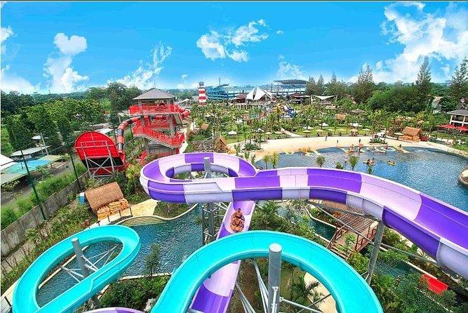 Jogja Bay Pirates Adventure Waterpark Admission Ticket