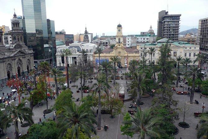 Santiago City + Wine Experience
