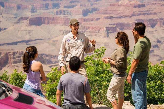 Grand Canyon Premier Day Trip by Mercedes Sprinter from Sedona