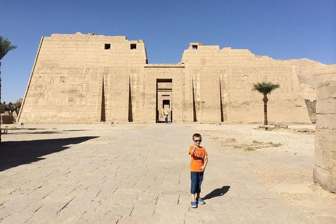 Day Trip to Habu Temple,Valley of the Nobles&Deir El Madina