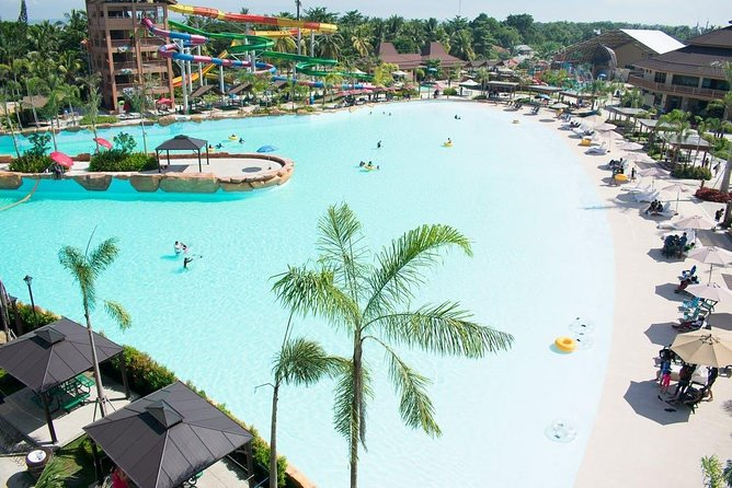 Seven Seas Waterpark Admission Ticket