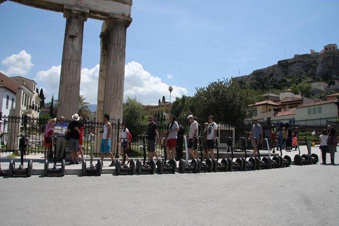 Enjoy in Acropolis of Athens - Segway Tour
