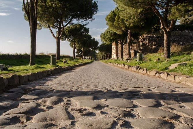 Rome Underground and Appian Way - private tour