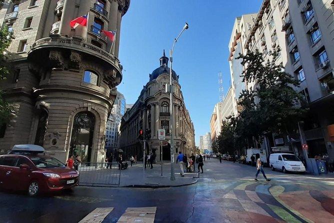 Small Group Santiago City Tour