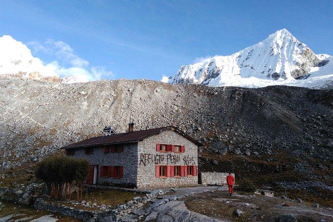 PISCO MOUNTAIN 5752 mts