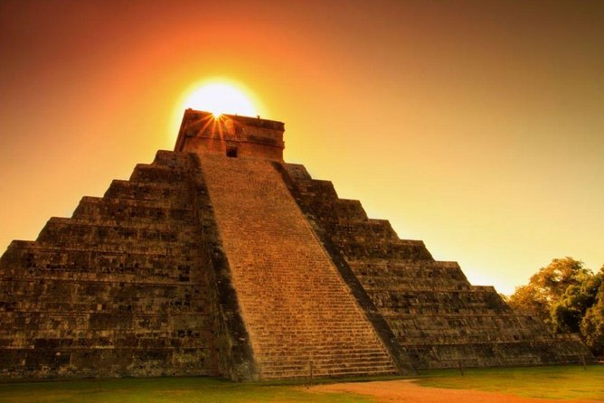 Chichen Itza The Witcher's Well Discovery