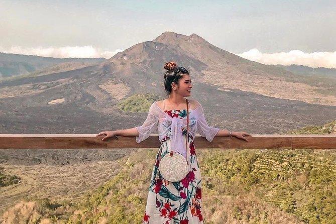 Ubud Combine Mount Batur Kintamani Tour