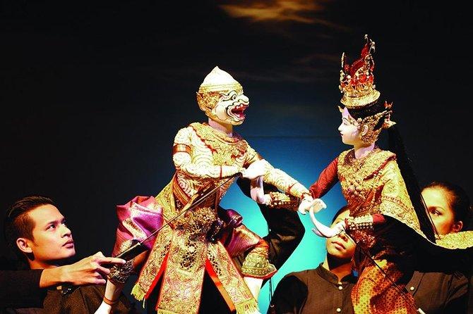 Joe Louis : The Art of Thai Cuisine at Asiatique Bangkok Admission Ticket
