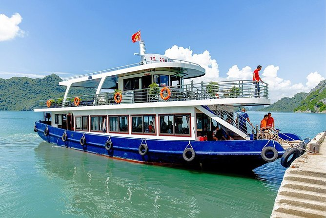 Mimosa Cruise- The Most Incredible Day Trip to Ha Long Bay - Lan Ha Bay