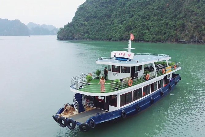 Amazing Halong Bay - Lan Ha Bay -08 Hours - Full Day Trip (All included )