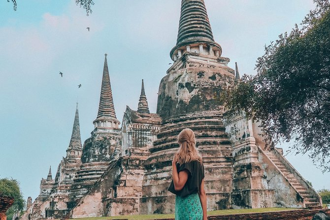 Ayutthaya Historical Park Private Tour