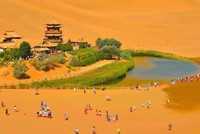 4 Day Private Silk Road Discovery from Beijing:Xian and Dunhuang City Highlights