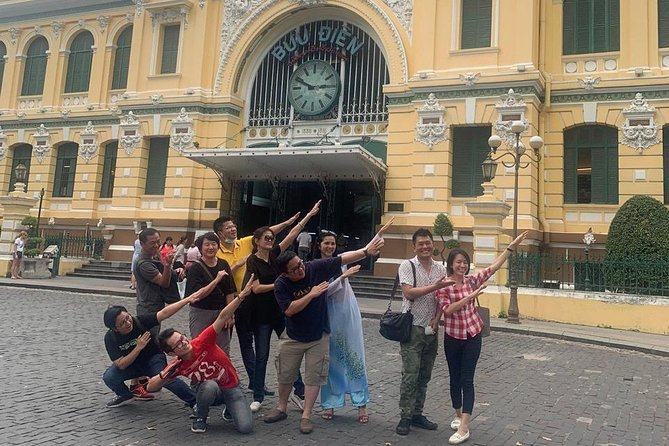The best of Ho Chi Minh City Shore Excursions in 2 Days - Deluxe Private Tour