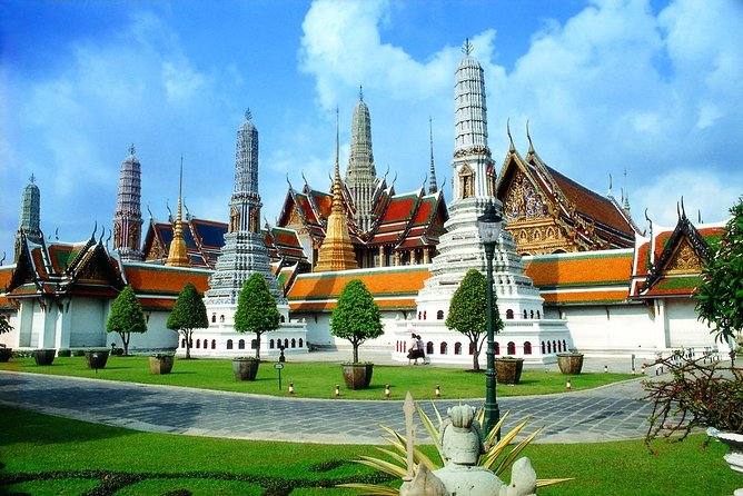 Buddhist Landmarks and a Royal Visit