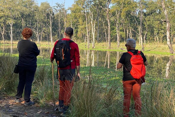 Nature Walk in Chitwan National Park