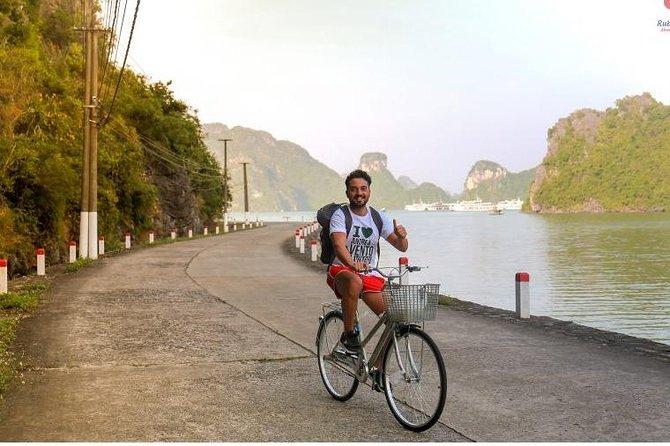Mimosa Cruise- The Most Incredible Day Trip to Ha Long Bay - Lan Ha Bay